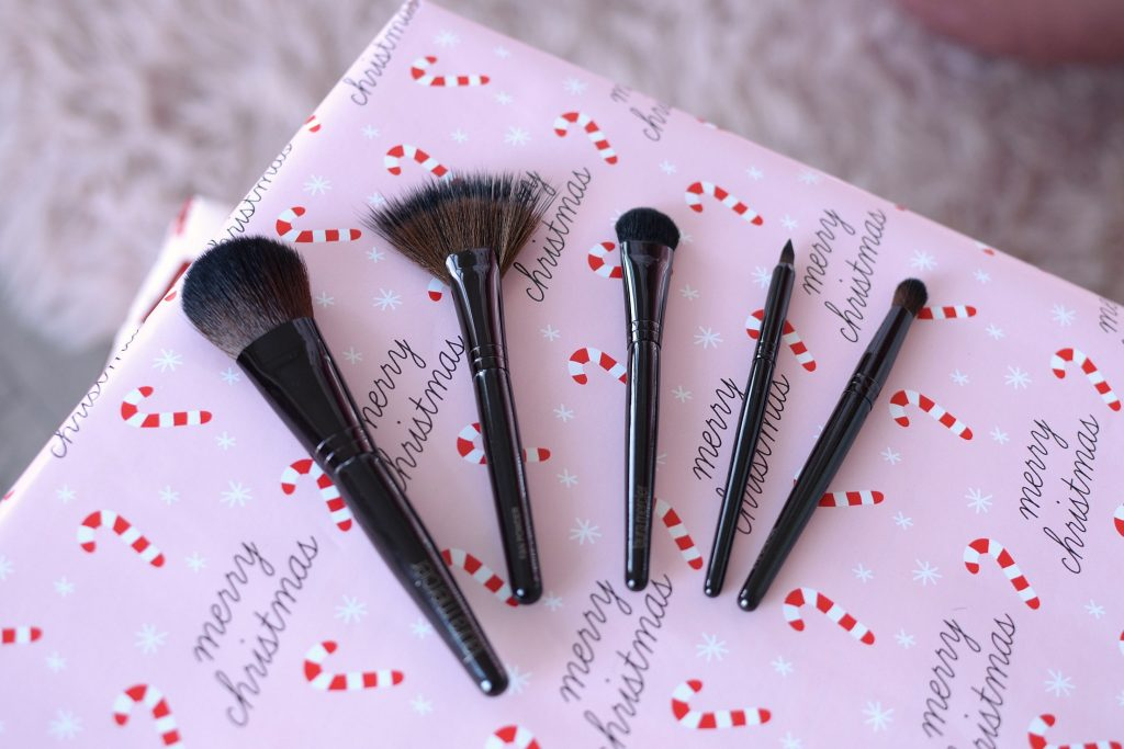 Laura Mercier Brush Strokes Luxe Brush Collection