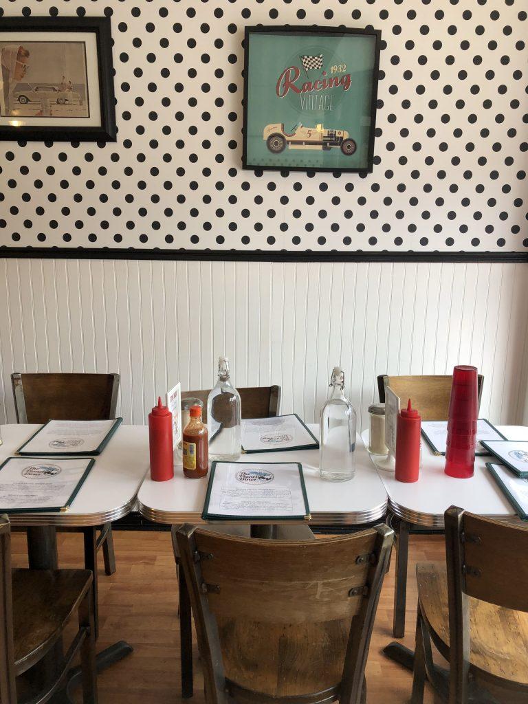 The Planet Diner stratford