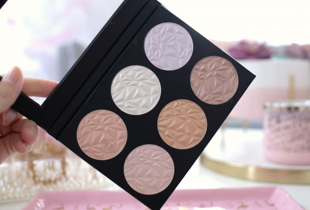 Quo Highlight & Glow Palette