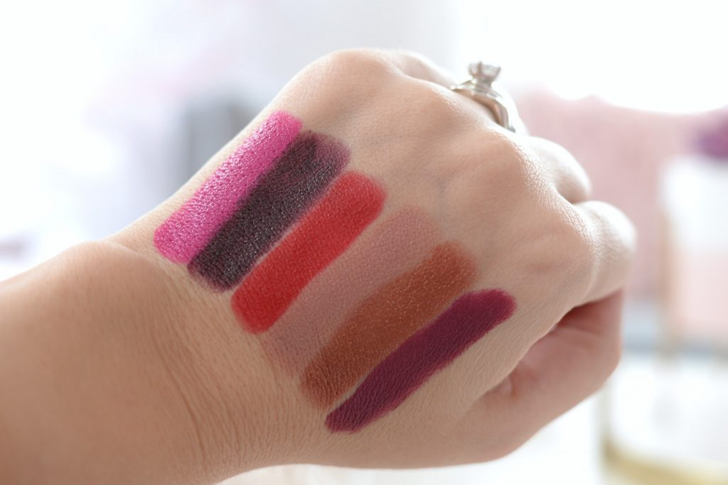 Sephora Midnight Kisses #Lipstories Set, How to Spend Your Gift Cards