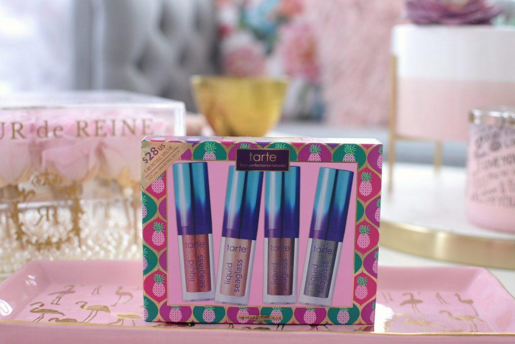 tarte Mermaid Shine Metallic Seaglass Eyeshadow Set, How to Spend Your Gift Cards