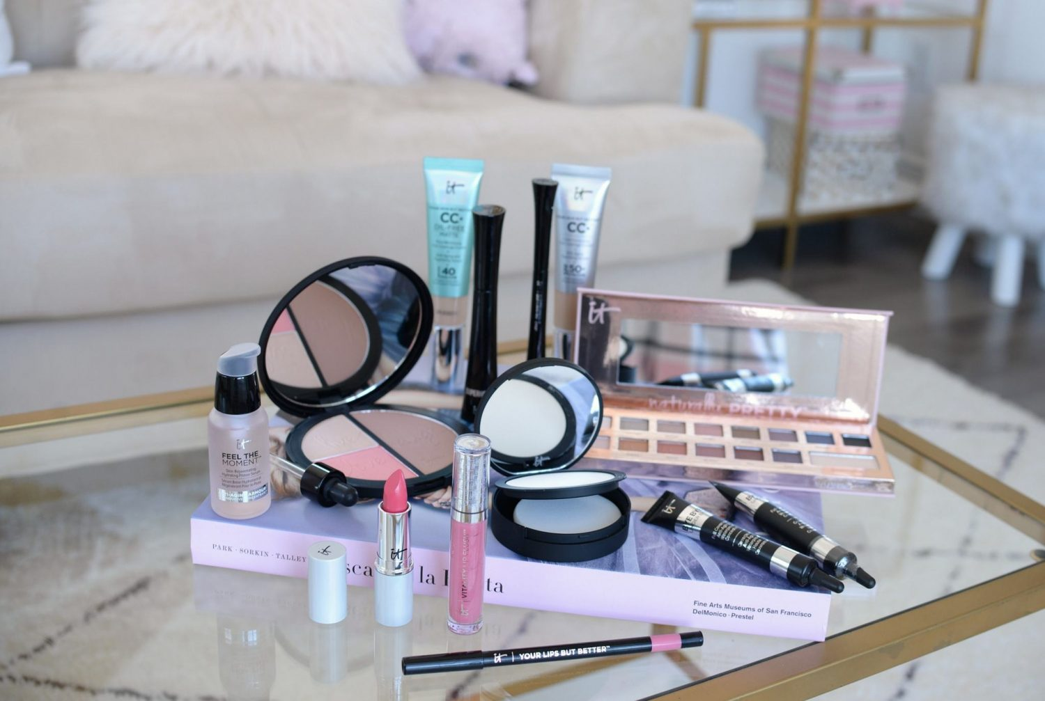 it cosmetics every day makeup look
