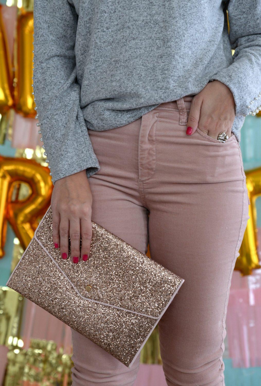 Clutch - Target | The Pink Millennial