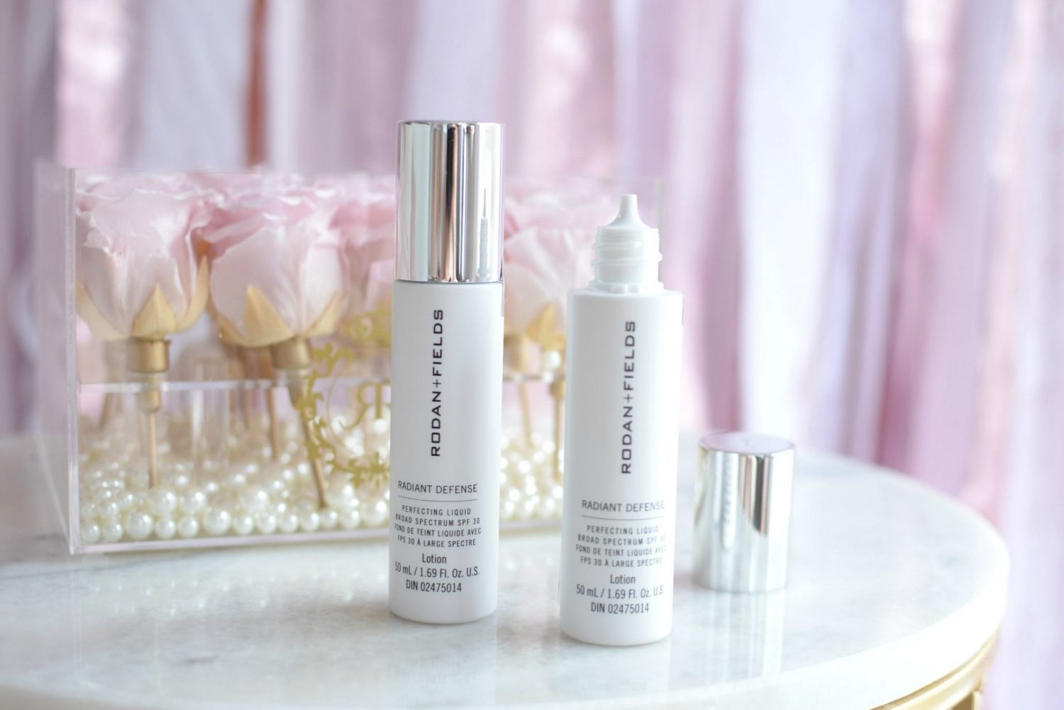 Radiant Defense Perfecting Liquid Broad Spectrum SPF 30