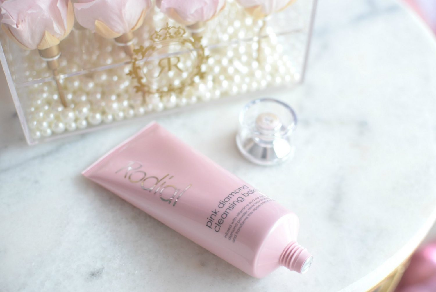 Rodial Pink Diamond Cleansing Balm