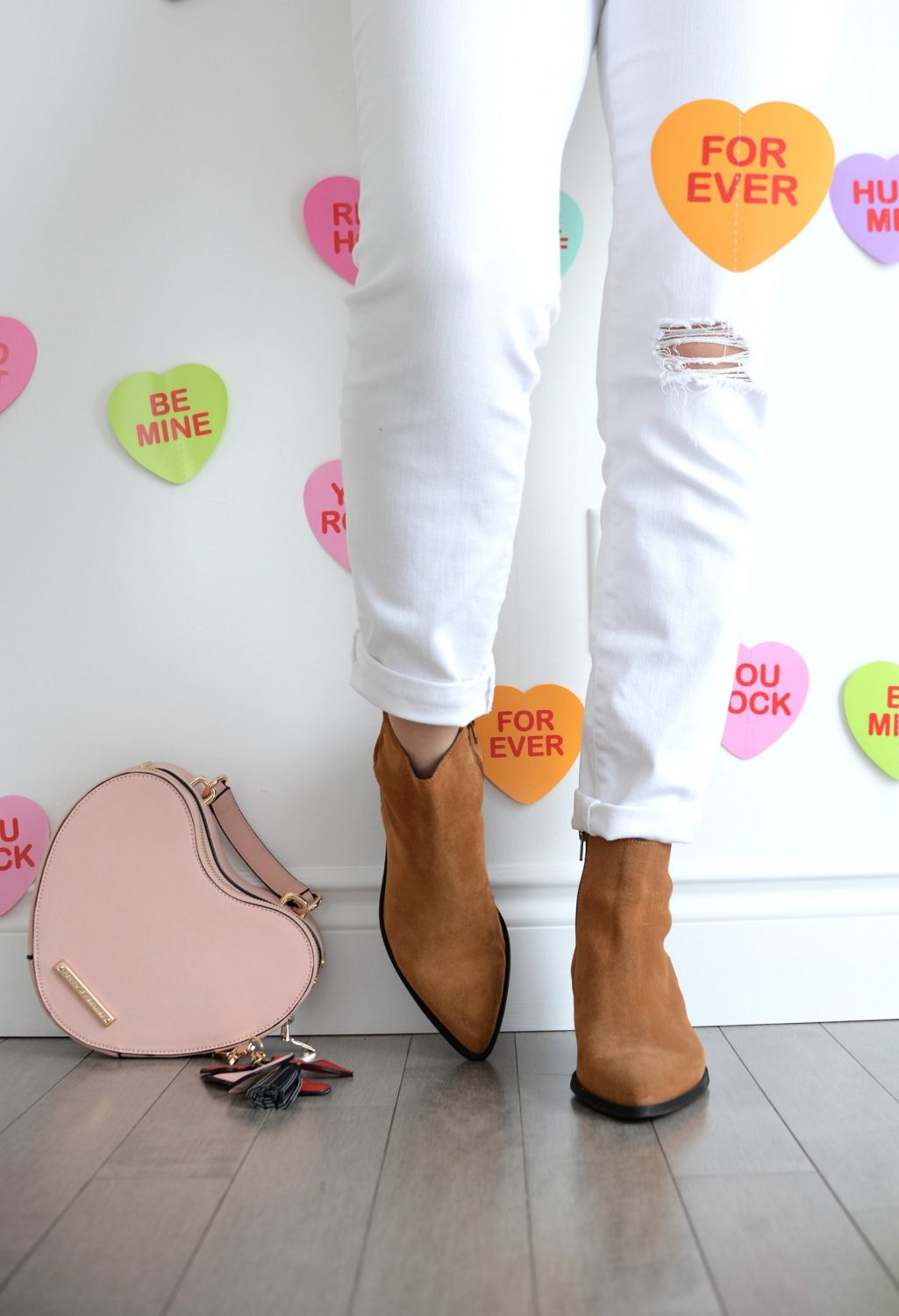 Swade Booties from Marshalls | The Pink Millennial