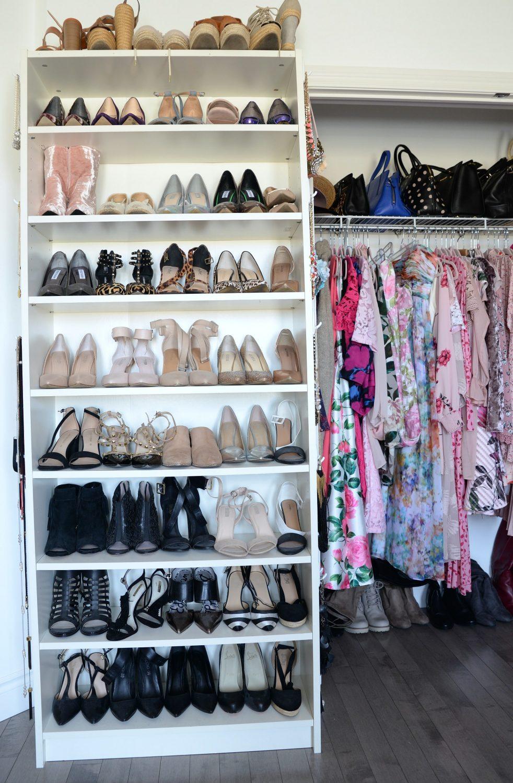 IKEA PAX Wardrobe Walk-In Closet (13)