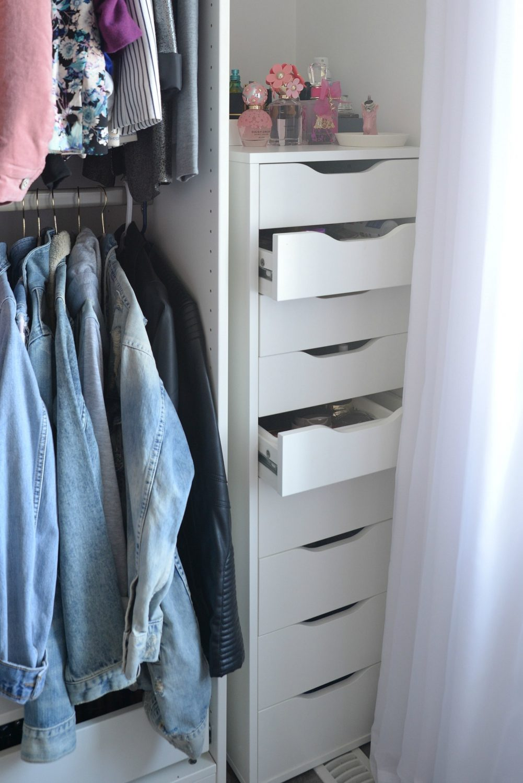 IKEA PAX Wardrobe Walk-In Closet (28)