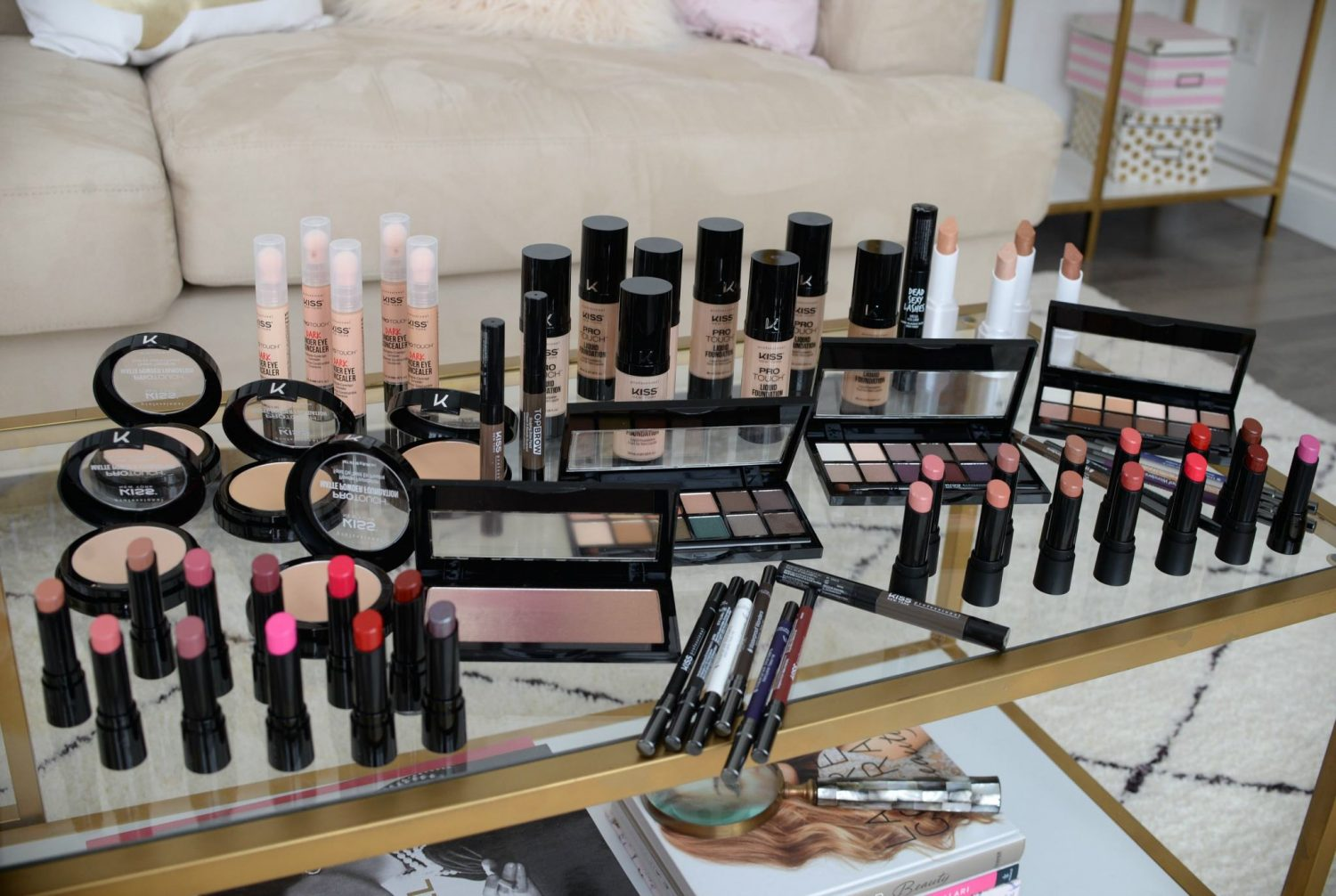 Kiss New York Professional Makeup