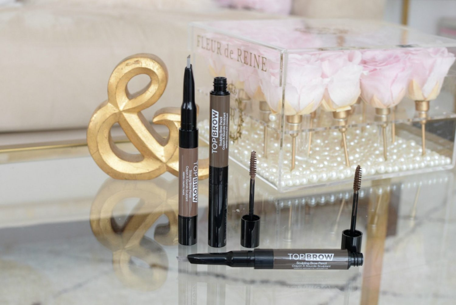 Top Brow Sculpting Pencil | The Pink Millennial