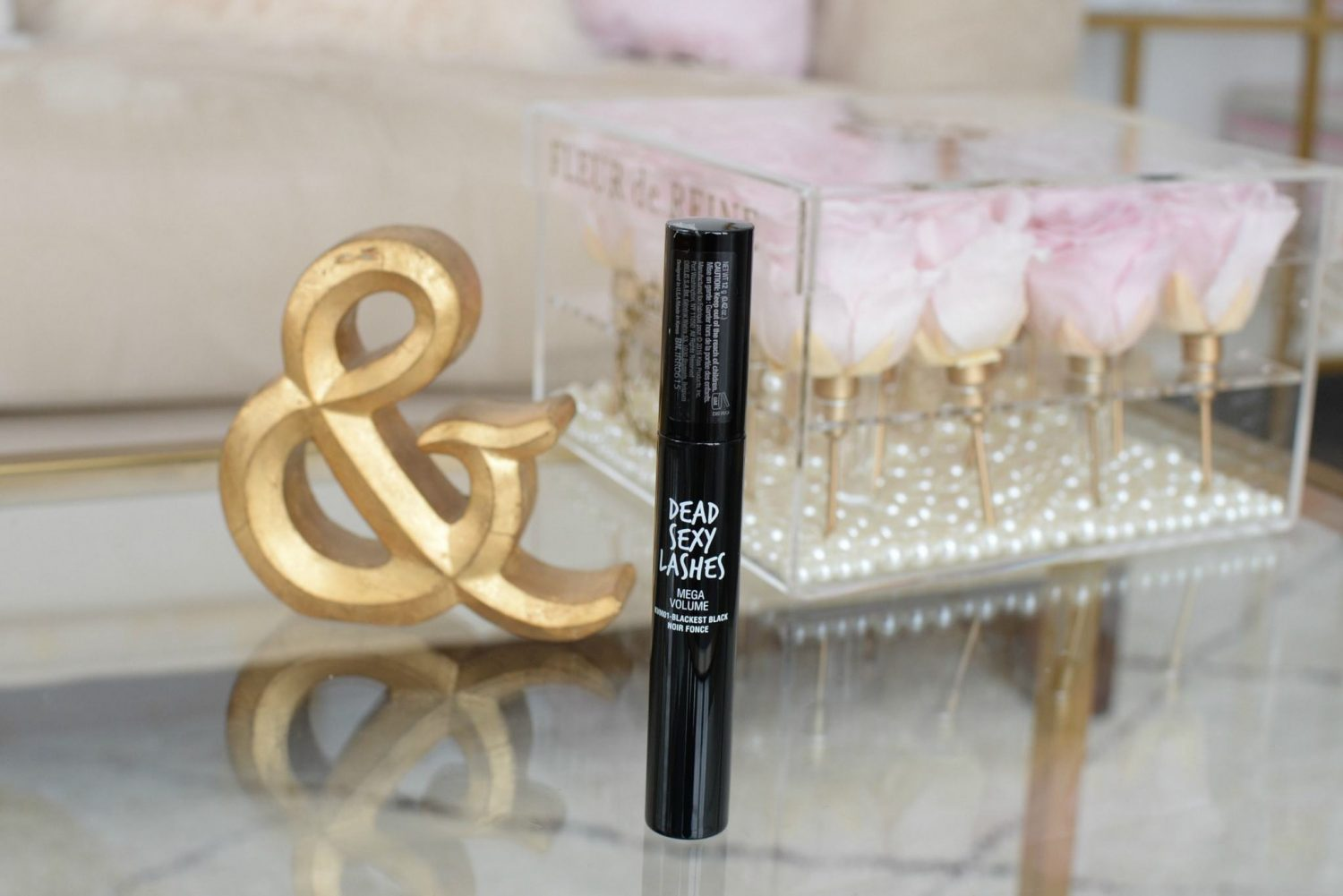 Kiss New York Professional Dead Sexy Lashes Mega Volume Mascara | The Pink Millennial