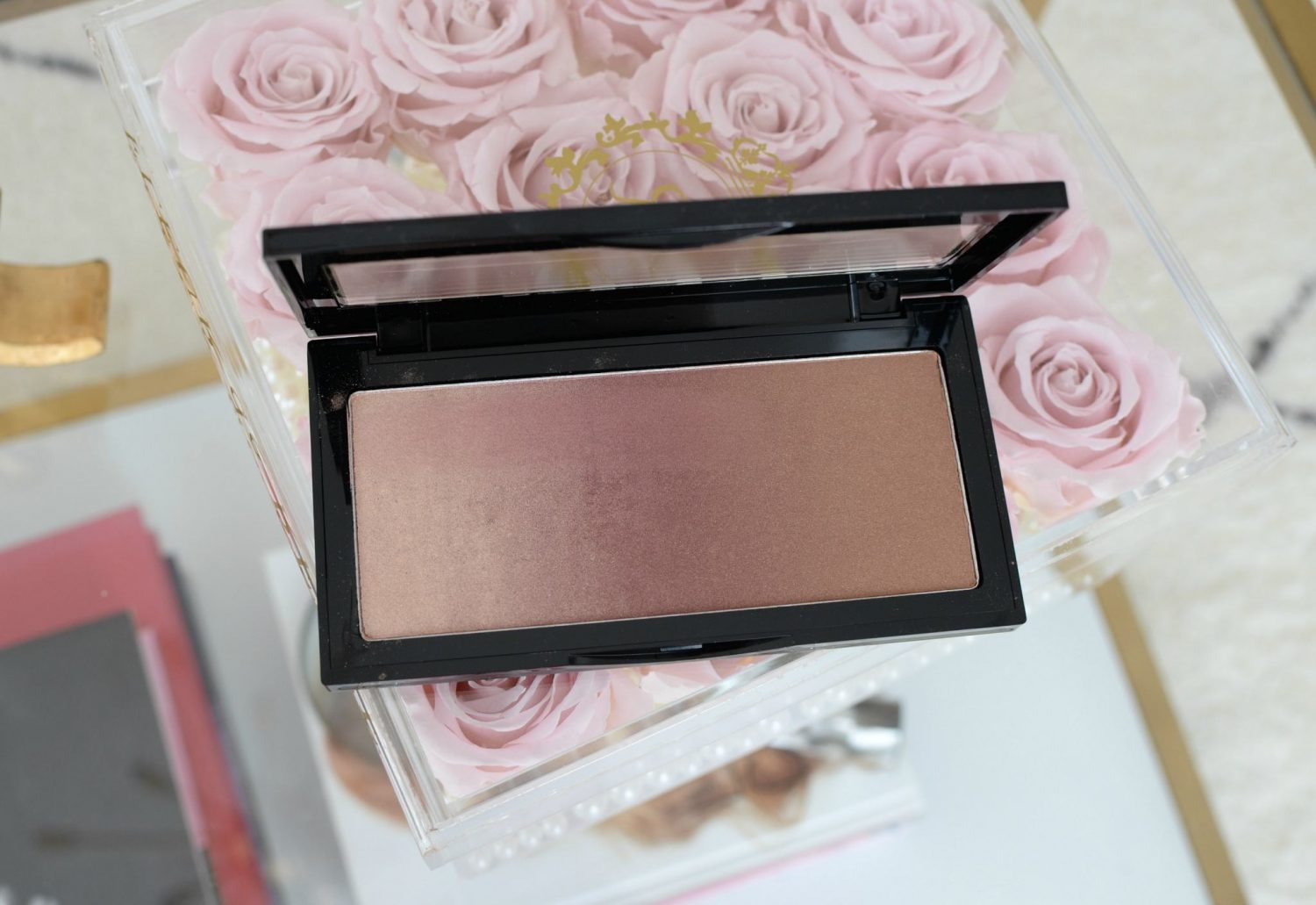 Kiss NY Pro Ombre Radiance Palette | The Pink Millennial