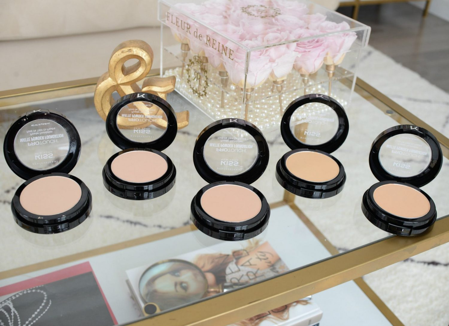 Pro Touch Powder Foundation | The Pink Millennial