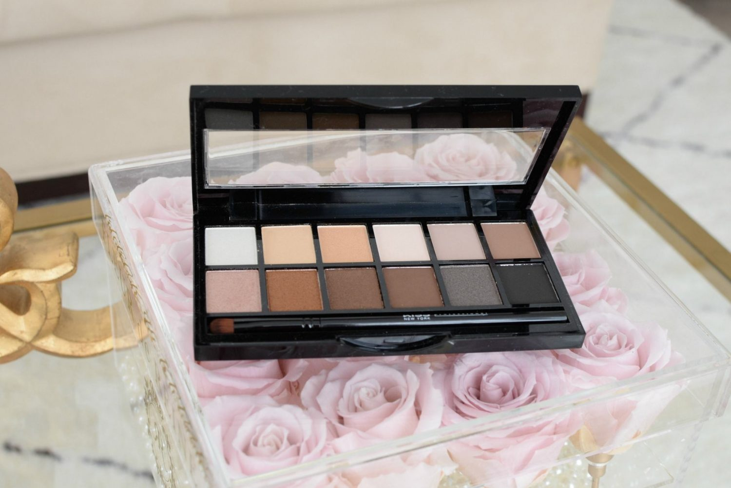 Goddess Eyeshadow Palette | The Pink Millennial