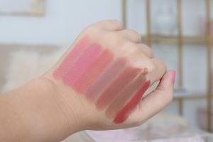 Amorous Gel Matte Lipstick
