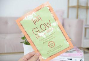 Pixi GLOW Glycolic Boost sheet mask