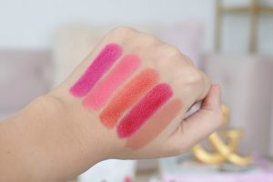 Avon True Color Nourishing Lipsticks