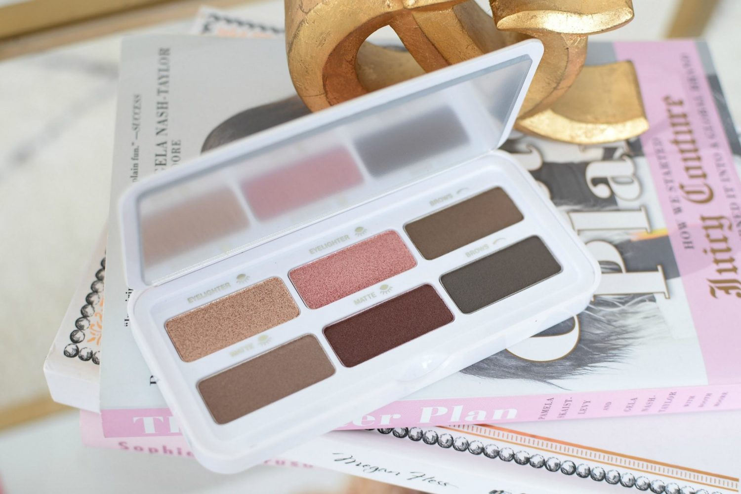 Clarins limited-edition Palette Ready in a Flash