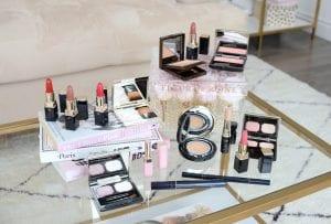 Soft Romantic Pink Makeup Look featuring Clé de Peau