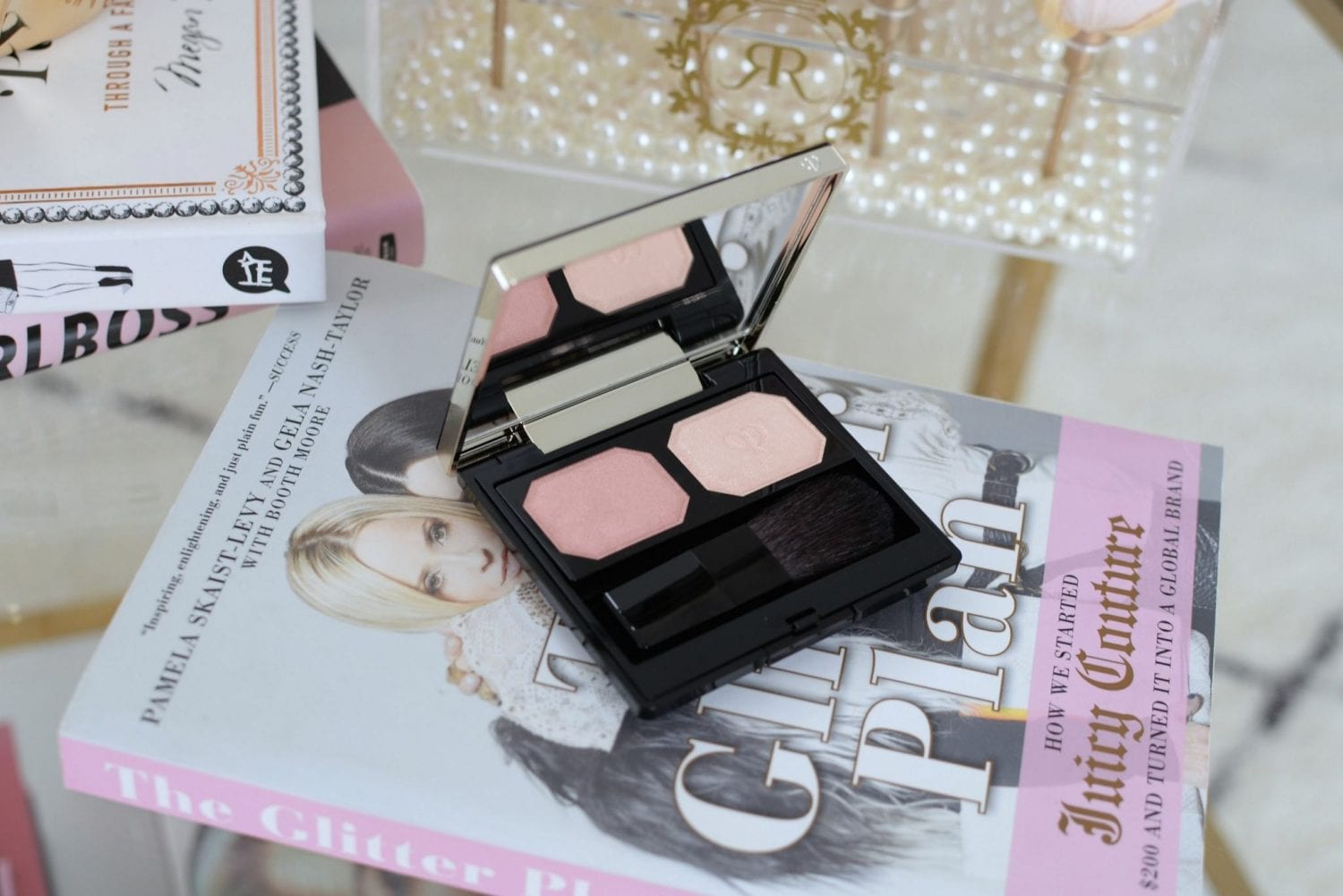 Eye Color Duo Clé de Peau | The Pink Millennial