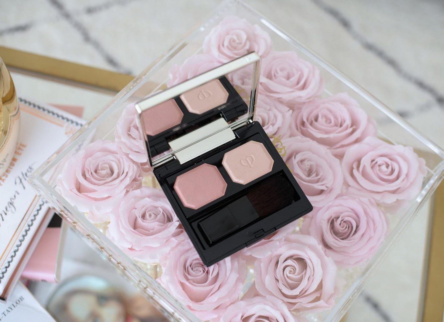 Eye Color Duo from Clé de Peau | The Pink Millennial