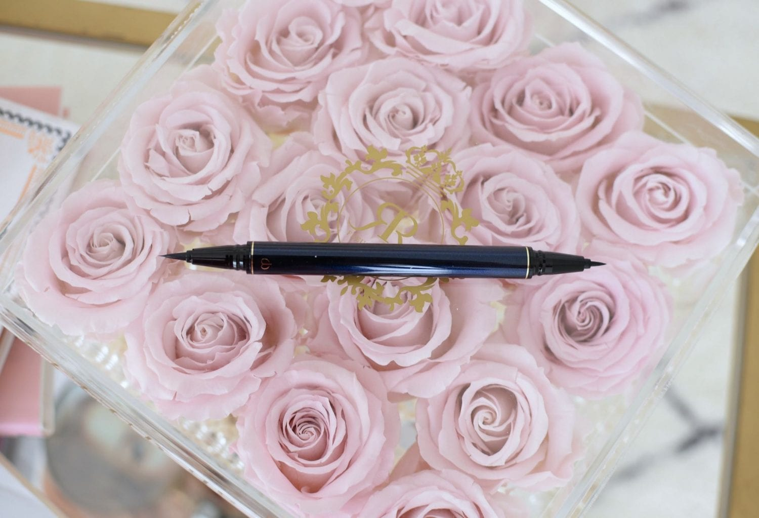 Intensifying Liquid Eyeliner from Clé de Peau | The Pink Millennial