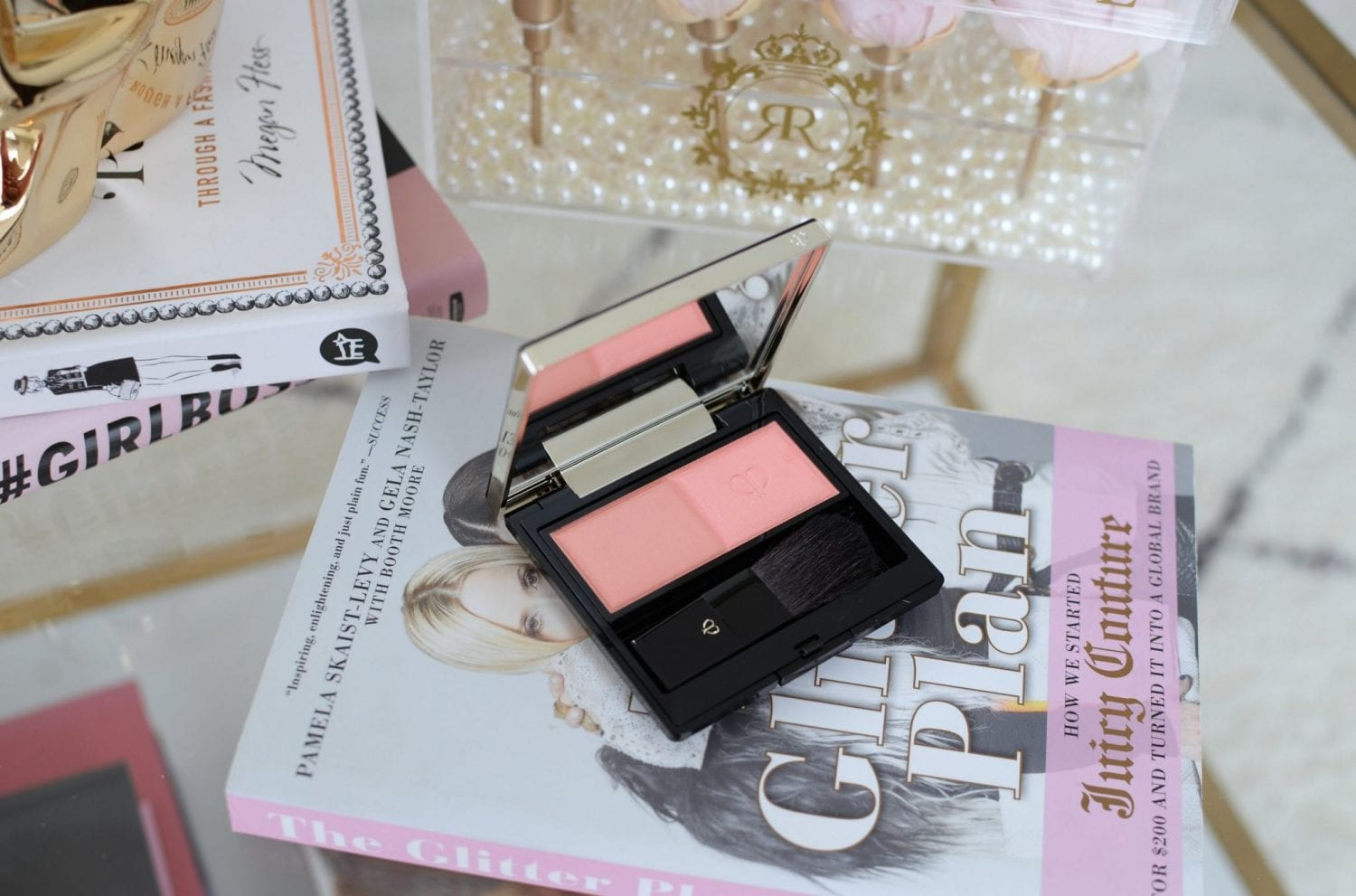 Clé de Peau Cheek Color Blush Duo | The Pink Millennial
