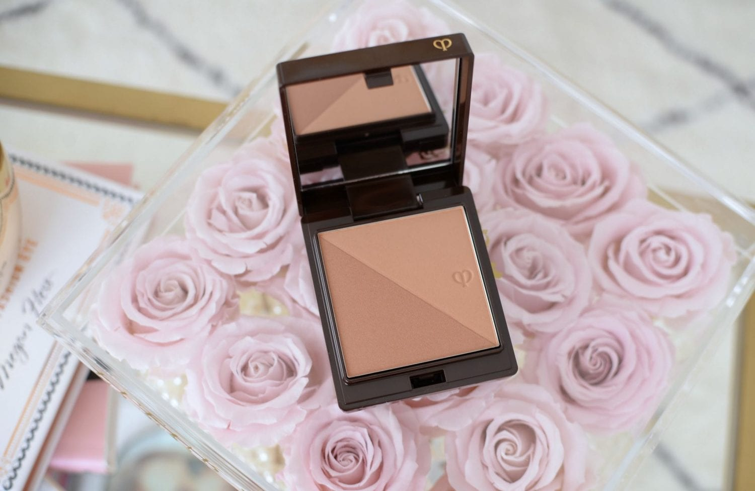 Clé de Peau's Bronzing Powder Duo | The Pink Millennial