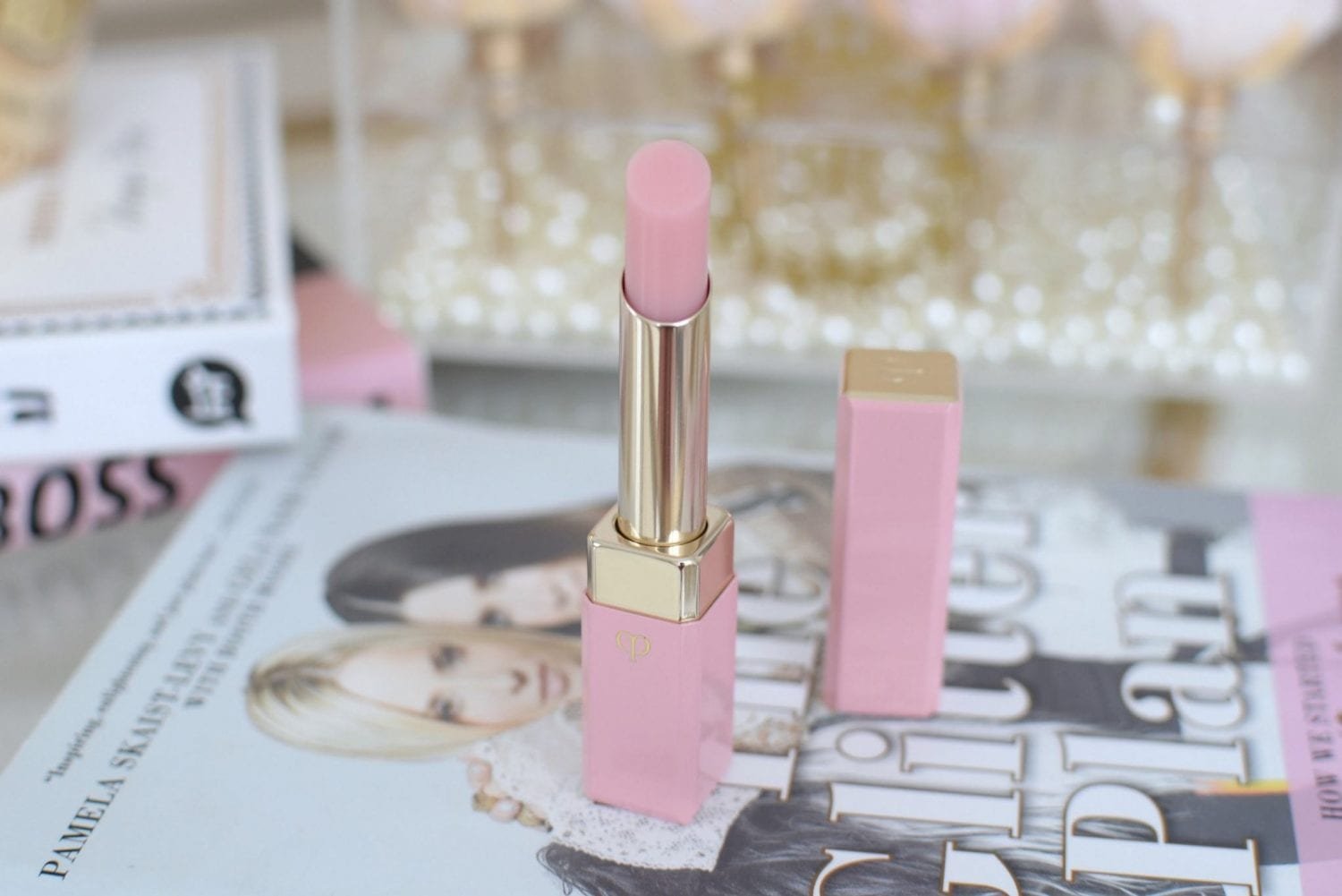Lip Glorifier from Clé de Peau | The Pink Millennial