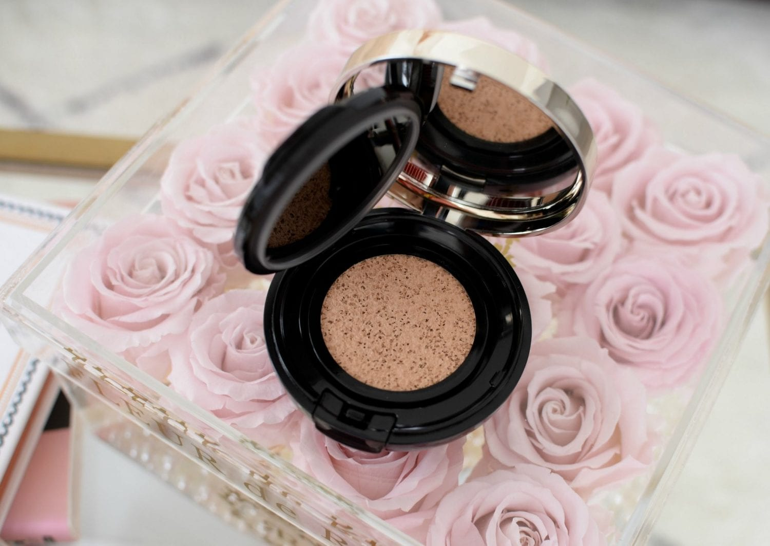 Radiant Cushion Foundation Clé de Peau | The Pink Millennial