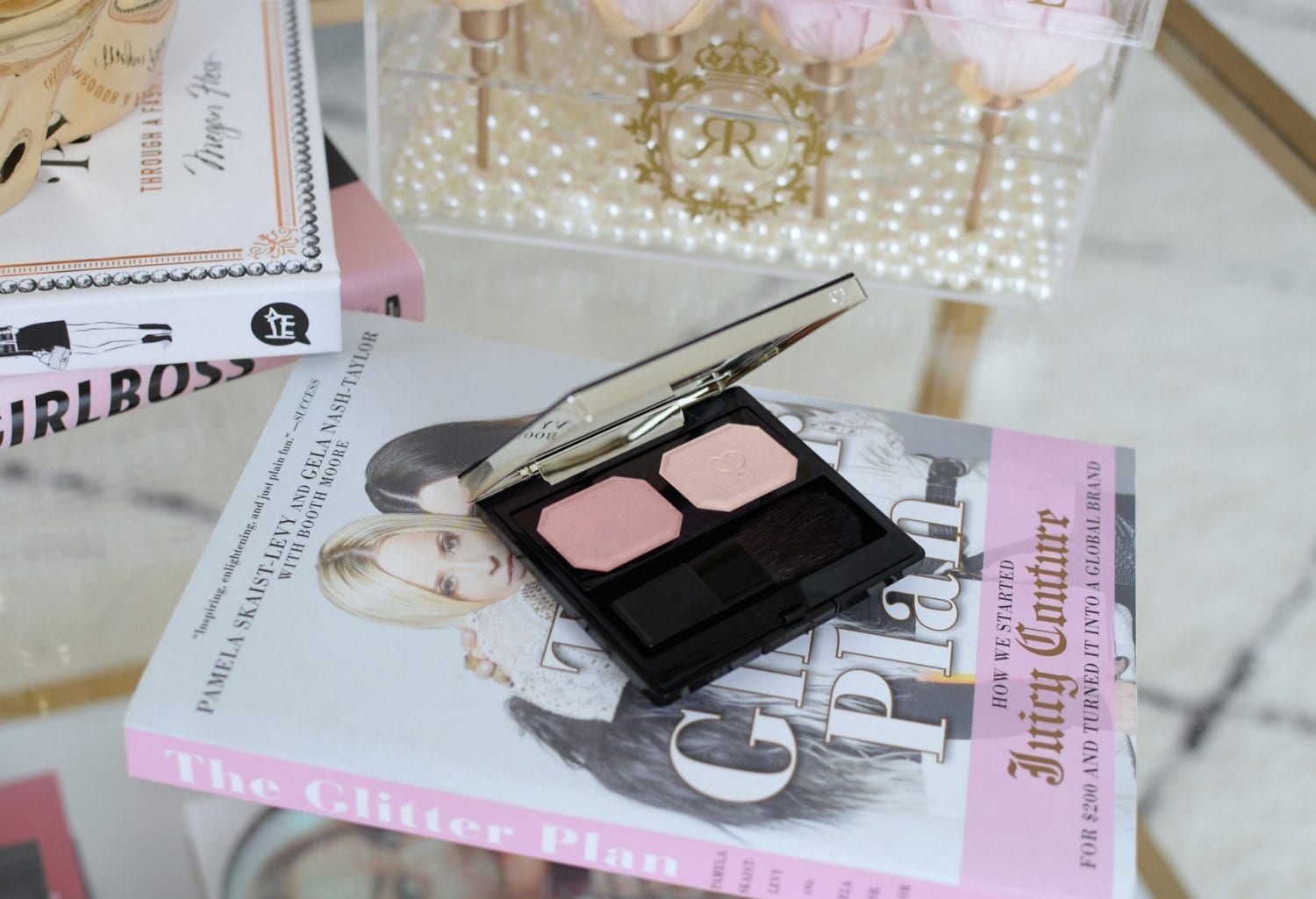 Clé de Peau Eye Color Duo | The Pink Millennial