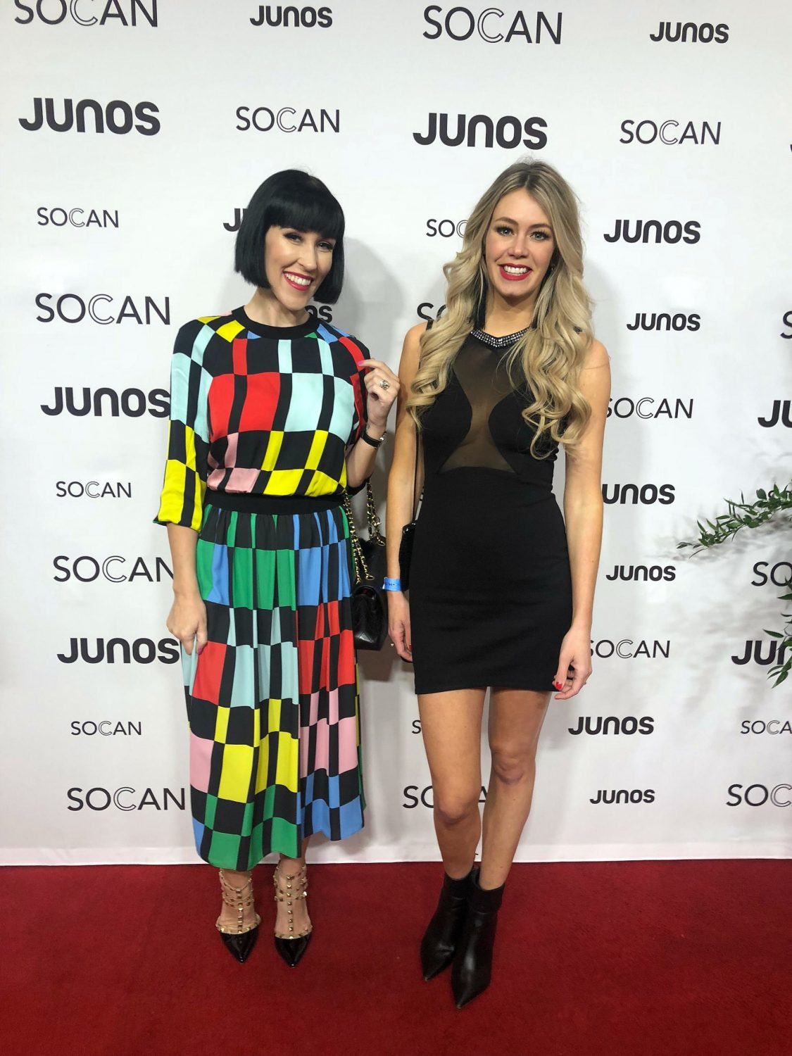 Red Carpet JUNOS 2019 London Ontario | The Pink Millennial