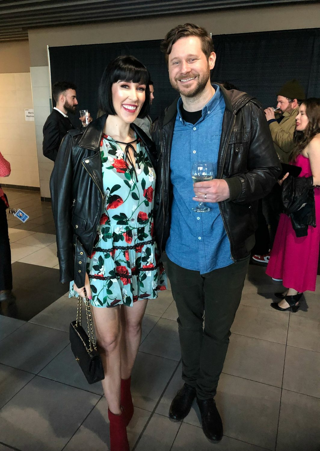 Dan Mangan & The Pink Millennial at the 2019 JUNO Awards