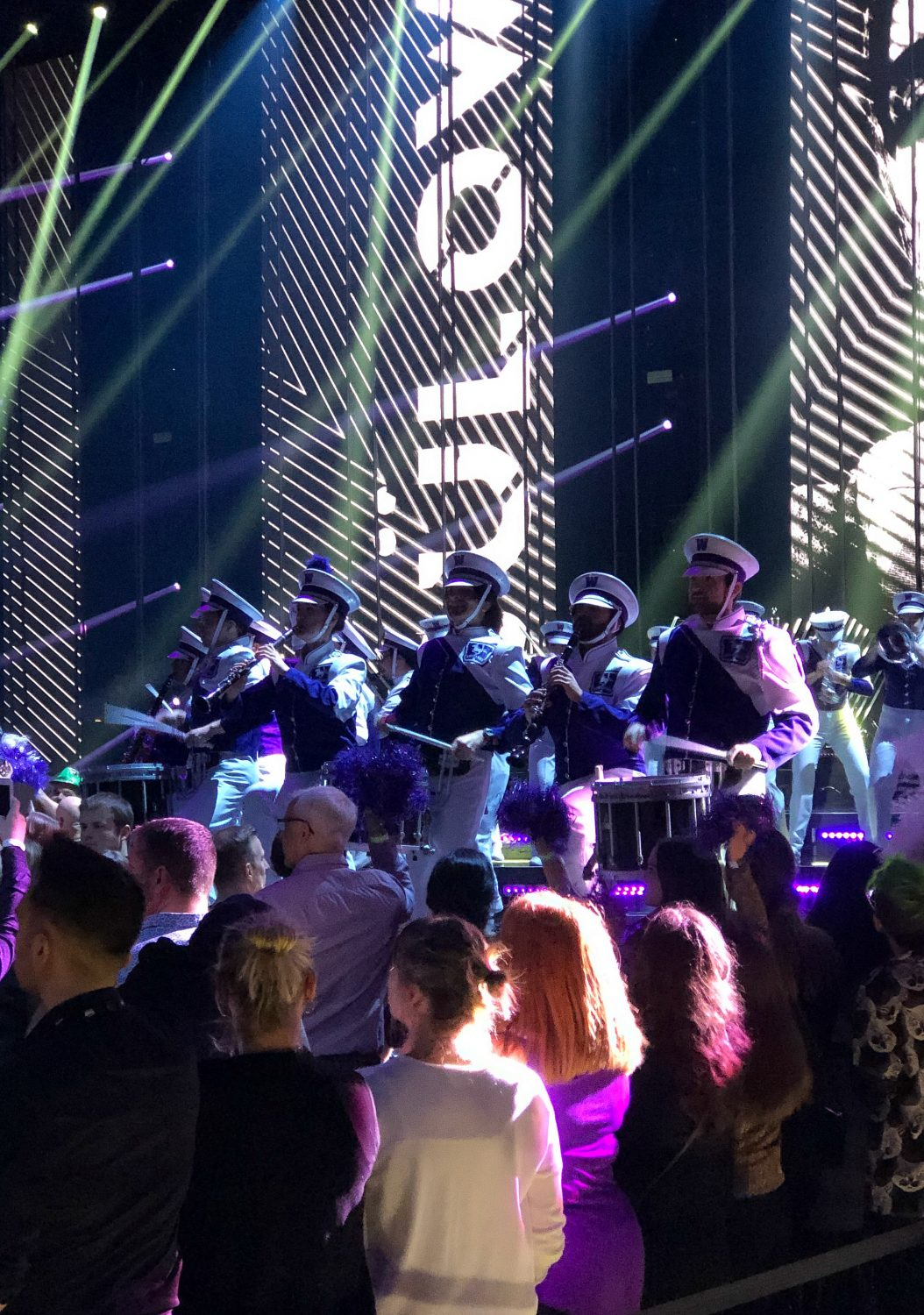 Western University Marching Band at the 2019 JUNOS | The Pink Millennial