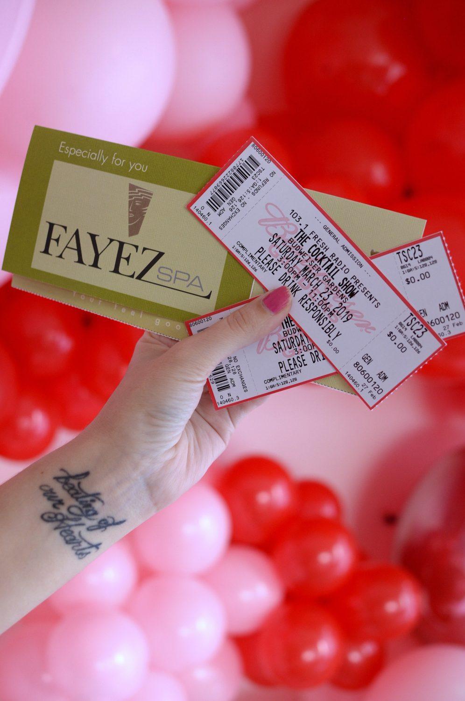 Tickets | Budweiser Gardens