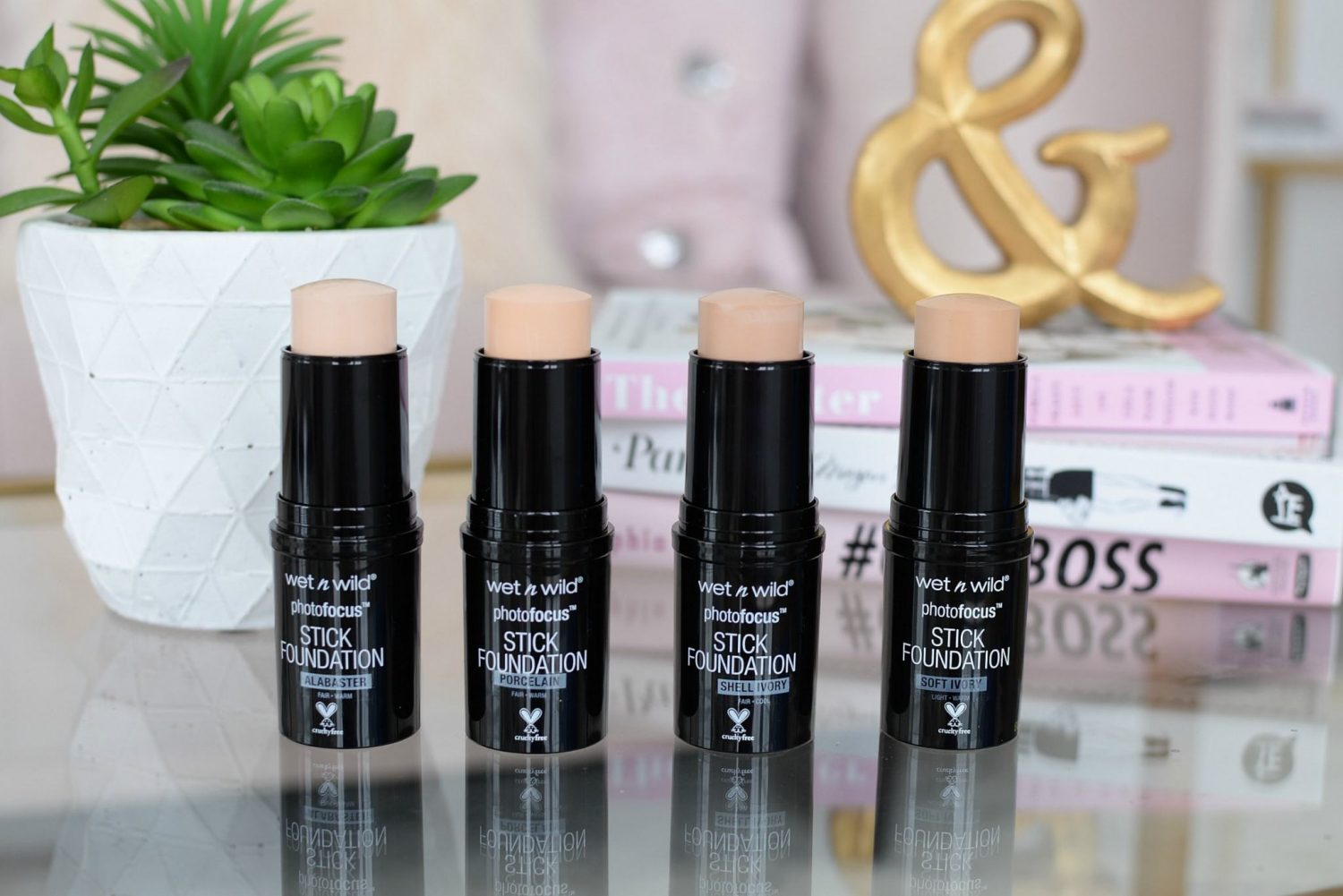 Wet N' Wild Photo Focus Stick Foundation