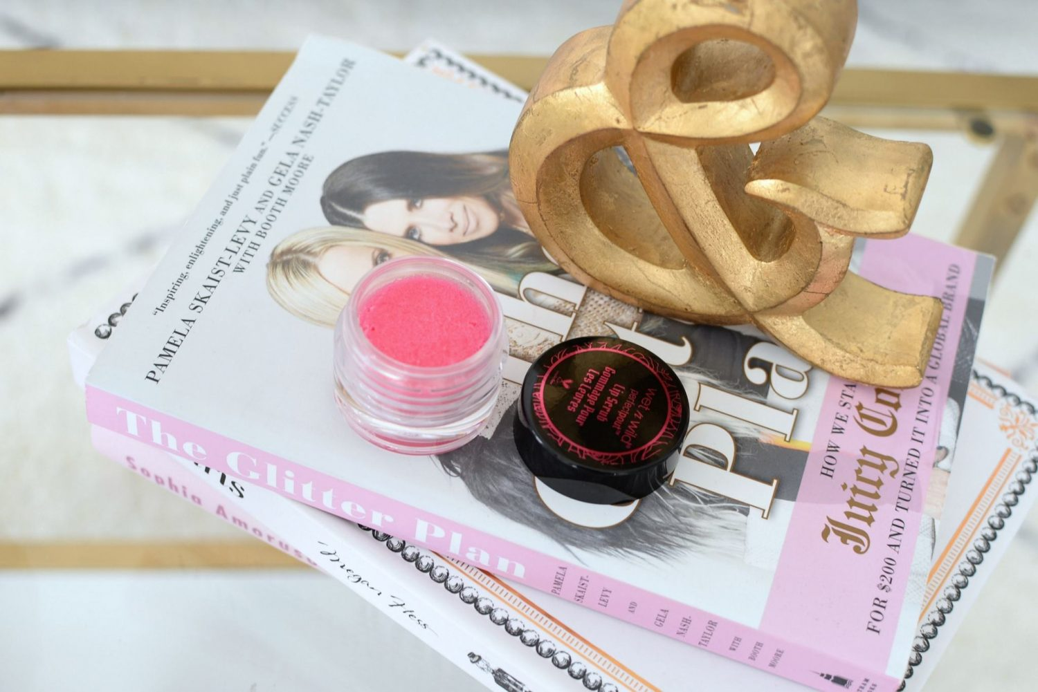 Rebel Rose Perfect Pout Lip Scrub
