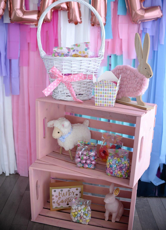 Bulk Barn Bunny Basket