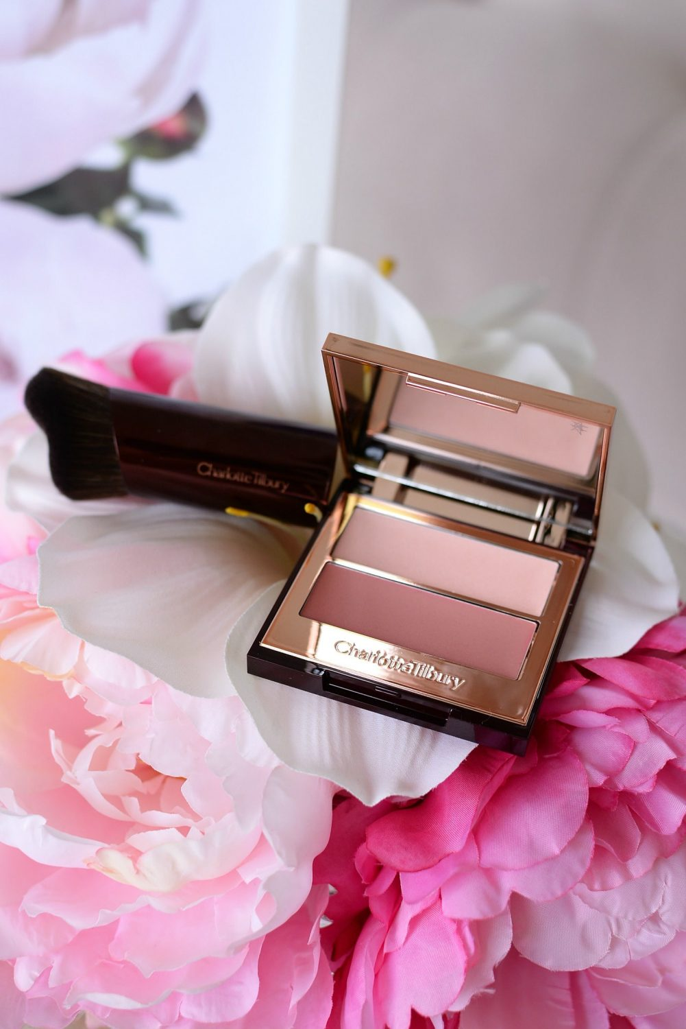 Charlotte Tilbury Pretty Youth Glow Filters Cheek Hug Brush