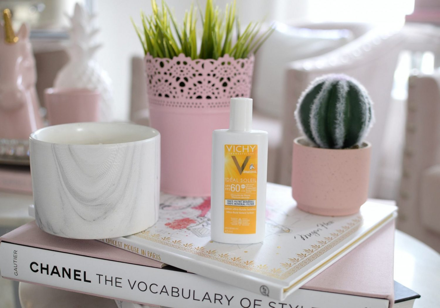 Vichy Idéal Soleil SPF 60 Ultra-Fluid Tinted Lotion