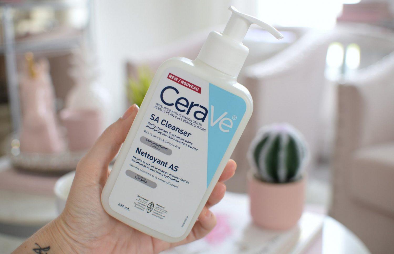 CeraVe SA Cleanser