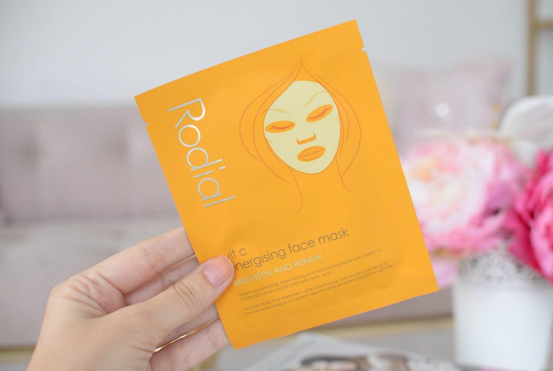 Rodial Vit C Energising Sheet Mask