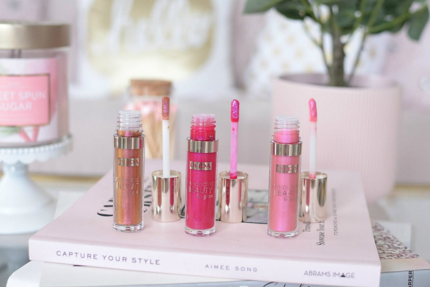 Pupa Unexpected Beauty Lip Gloss