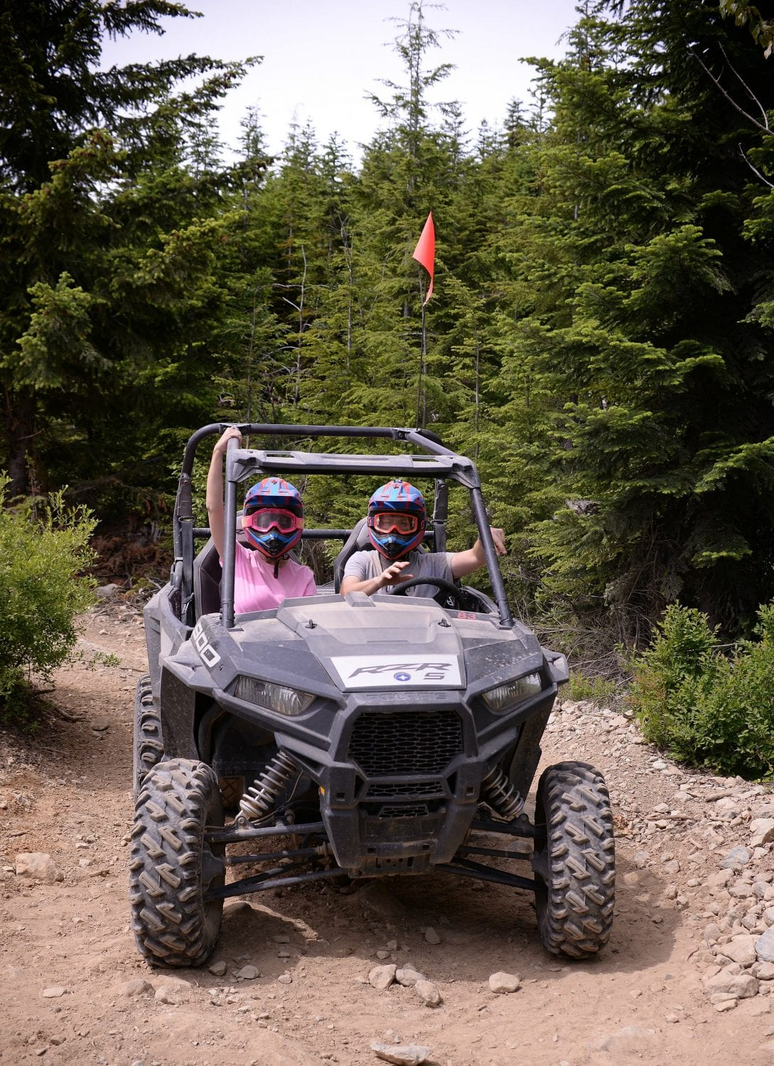 RZR. The Adventure Group