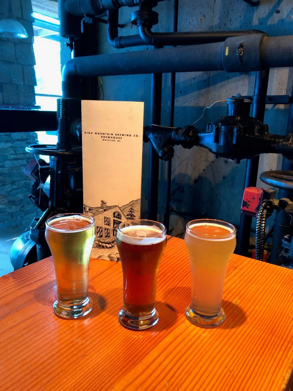 High Mountain Brewing