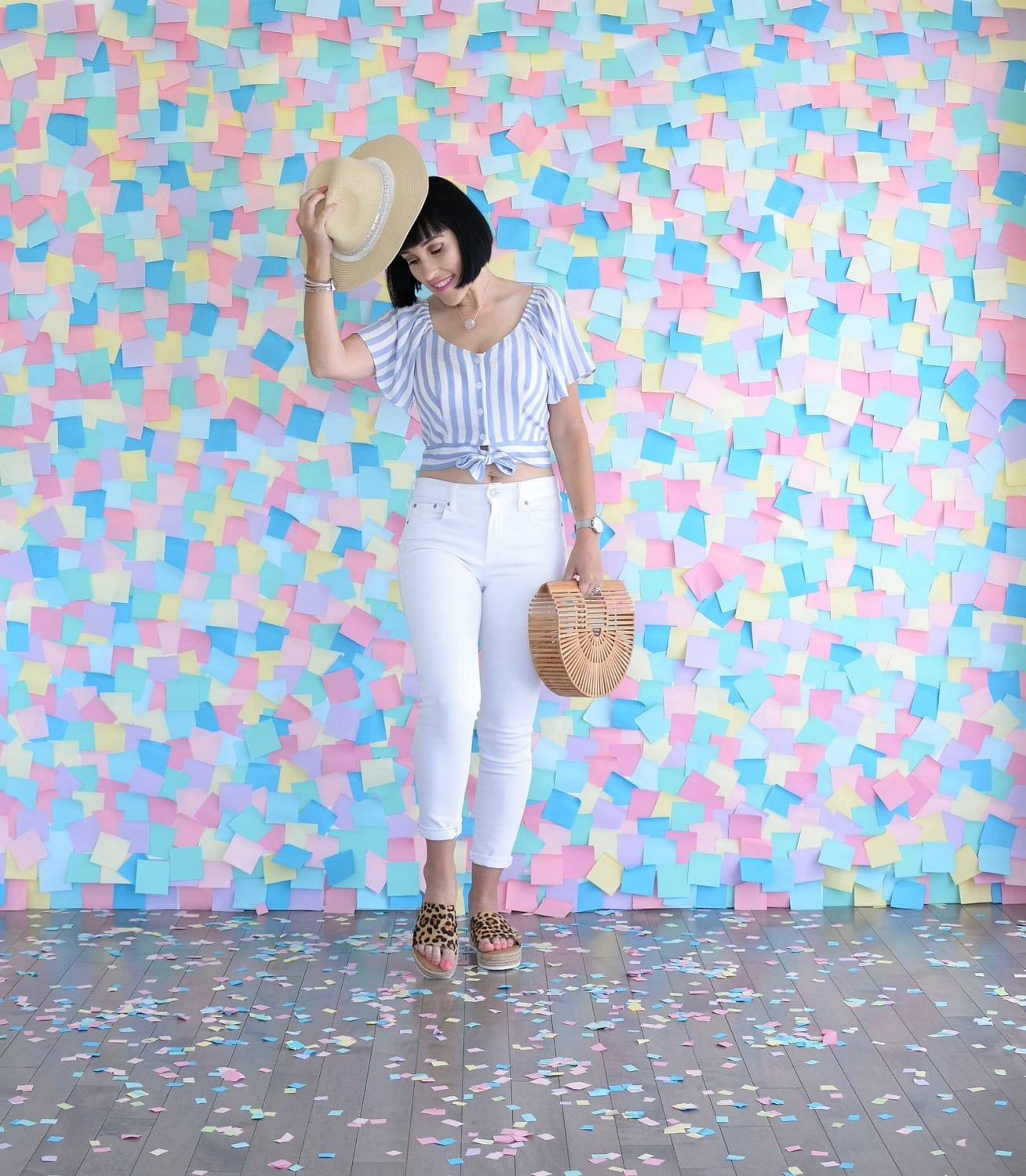 How To Style Summer Clothes for Fall