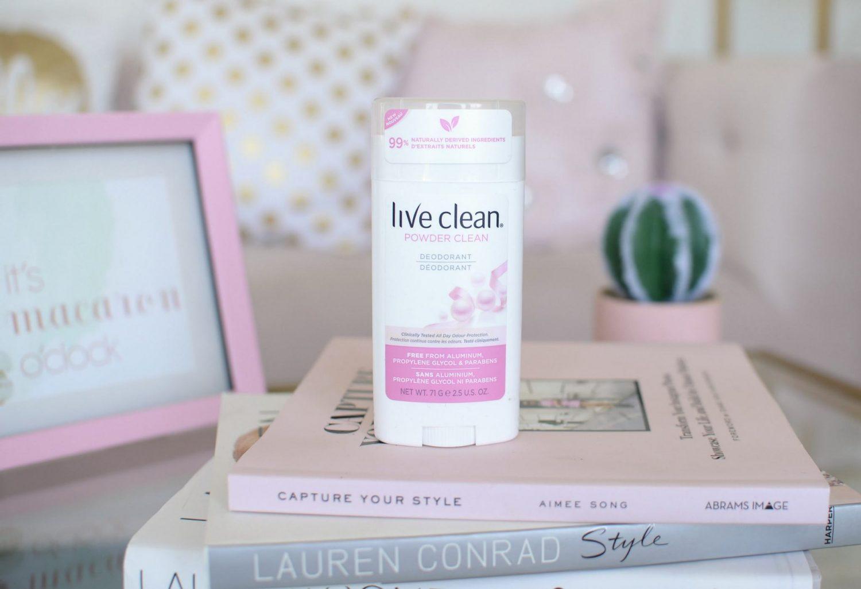 Live Clean Deodorant