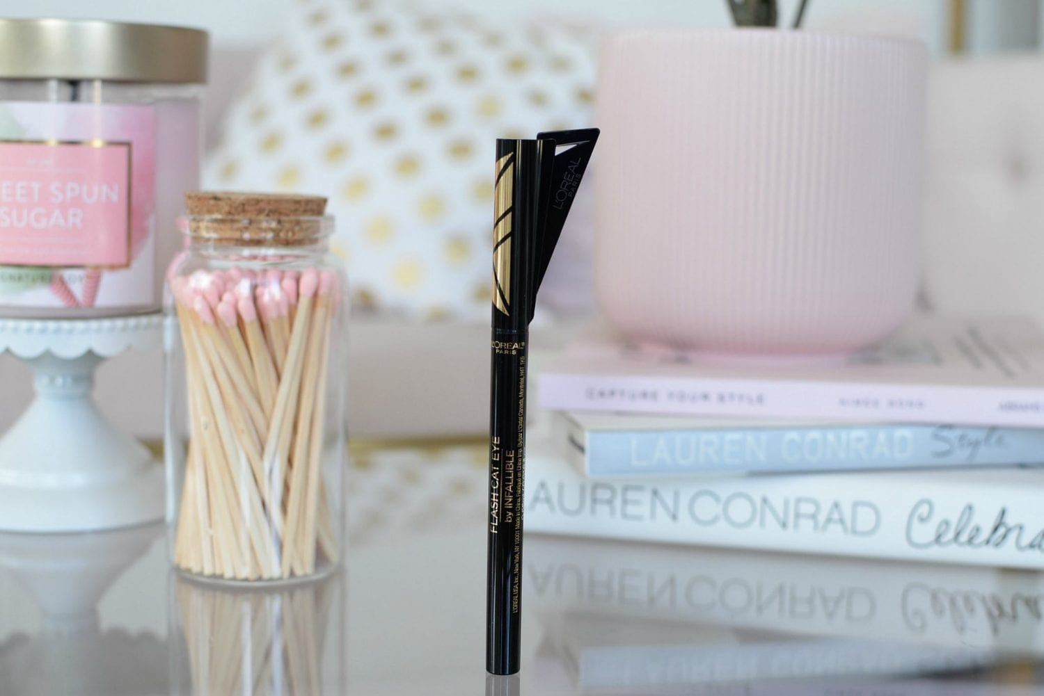 L'Oréal Flash Cat Eye Liner
