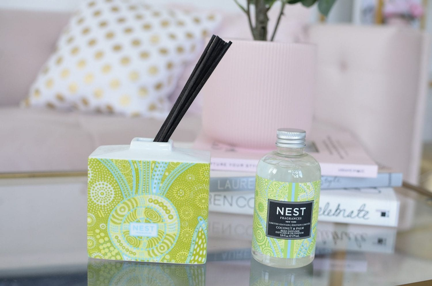 Nest Coconut & Palm