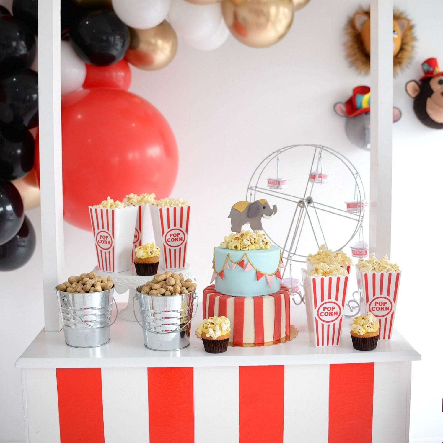 A Day at The Circus with Orville Redenbacher
